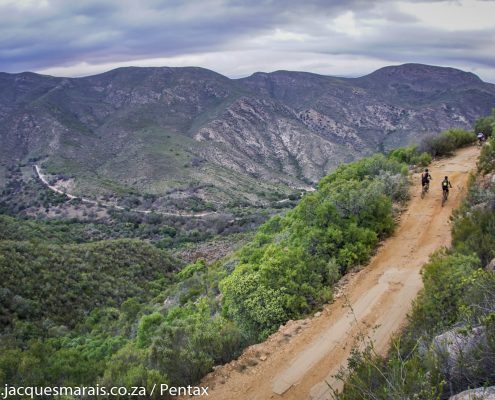 The gruelling #TransBaviaans #mtb race through #Baviaanskloof World Heritage Site in the Eastern Cape, South Africa, RSA - presented by Ecobound.